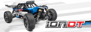 Maverick Ion DT 1-18 RTR 4WD Electric Desert Truck