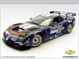 "Corvette C5-R ""Compuware"" 1:25  model plastikowy do sklejania (7069)"