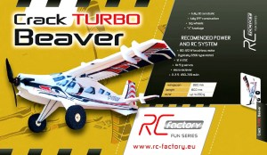 Crack TURBO Beaver Rc Factory EPP