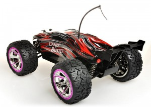 Samochód terenowy rc Land Buster 4x4