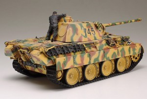 Tamiya 35345 German Panther Ausf.D - Sd.Kfz.171 1/35