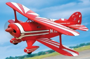 Pitts Special model samolotu rc ARF 1500mm