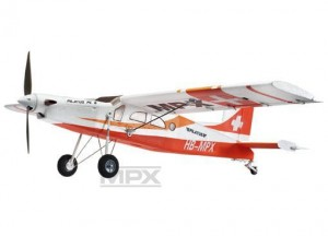 Pilatus pc-6 Multiplex - ARF -1250mm