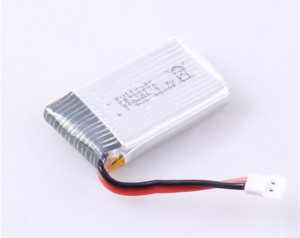 Akumulator LiPo 500mAh 3,7V do Syma X5C