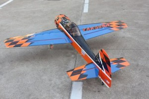 Yak 55m 30cc Goldwing rc ARF