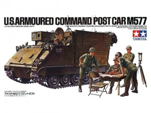 U.S. Armoured Command Post Car M577 Tamiya  350711/35