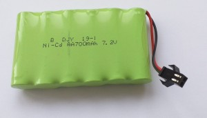 Akumulator Nimh 7.2V 700 mAh do Rock Crawler