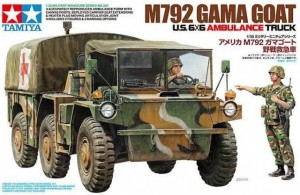 M792 Gama Goat Tamiya 35342 Model do sklejania