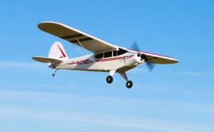 Super Cub z technologią Safe - Gotowy do lotu