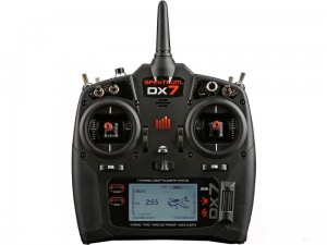 DX7 DSMX Spektrum Air-Heli + AR8000