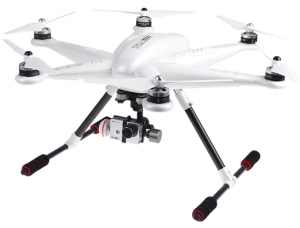 DRON TALI H500 -DEVO F12E-GIMBAL G-3D Ilook+ Ground Station
