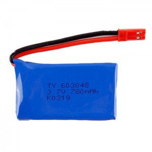 Akumulator LiPo 3.7V 780mAh do Q222