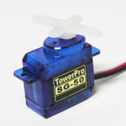 Tower Pro SG-50 5g/0,7kg/0,1s